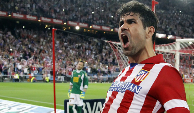 Atlético make the big move