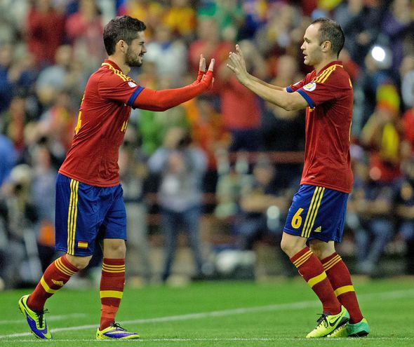 Isco or Iniesta?