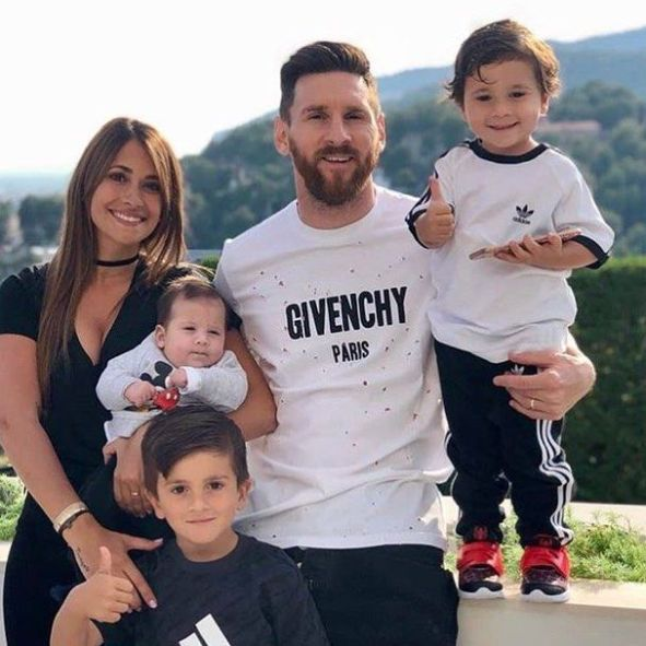 Messifamily
