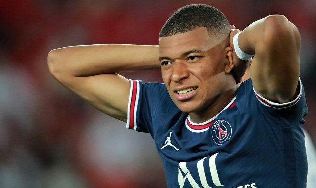 Happy with Mbappé?